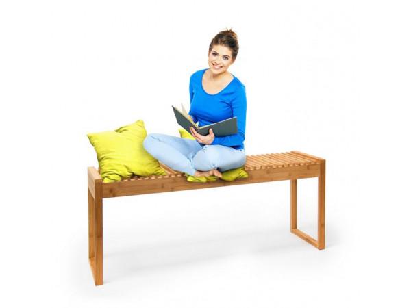Bambusová lavica na sedenie RD9025