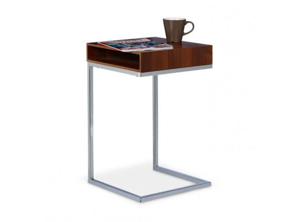 Bočný odkladací stolík RD0361, tmavý