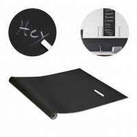 Čierna samolepiaca tabuľa RD7903