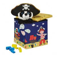 Detská taburetka RD2556, pirát