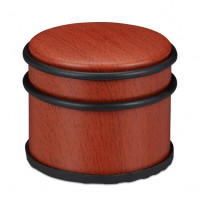 Zarážka na dvere RD0670 s červenohnedým vzhľadom, 8 cm