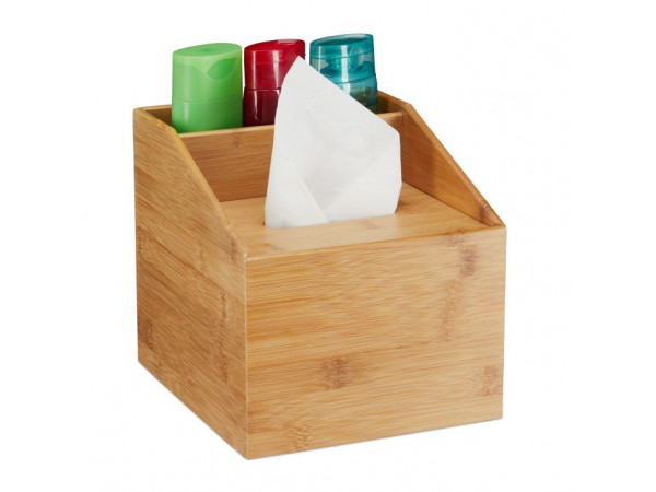Box na papierové utierky s priehradkou RD8808