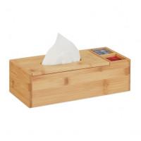 Box na papierové utierky s 2 priehradkami RD8811
