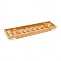 Bambusová polica na vaňu RD9026, 70 cm
