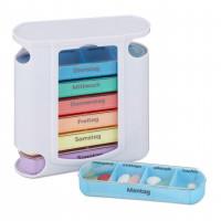 Dávkovač na lieky RD3632, viacfarebný