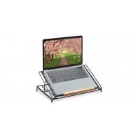 Kovový stojan na notebook 13 palcový RD8955, čierny