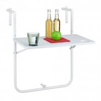 Balkónový závesný stôl RD5754, biely