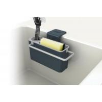 Stojanček na čistiace prostriedky JOSEPH Sink Aid ™ šedý
