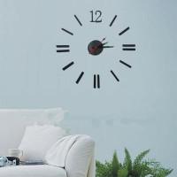 Nalepovacie nástenné hodiny, HM13, 60cm