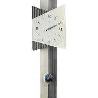 Dizajnové kyvadlové nástenné hodiny JVD NS16073.1, 71cm