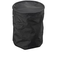 Kôš na bielizeň Yamazaki Tower Laundry Basket, nylon / čierny