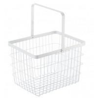 Kôš na bielizeň Yamazaki Tower Laundry Basket M, biely