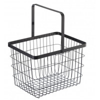 Kôš na bielizeň Yamazaki Tower Laundry Basket M, čierny