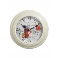 Nástenné hodiny Antique HOME 12566 Carte Postale, 20cm