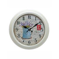 Nástenné hodiny Antique HOME 15607 Carte Postale, 37cm