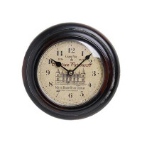 Nástenné hodiny Antique HOME 18883 Grand Vin, 22cm