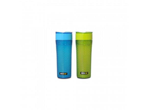 Plastový pohár s uzáverom Promis TMB 45K, 0,45L