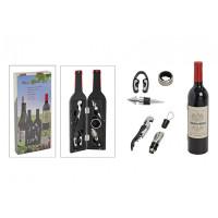 Darčekový set na víno Bouteille, WUR0558