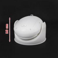 LED svietidlo bezdrôtové s detektorom pohybu IS1319, 10 cm
