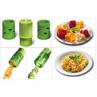 Obojstranný krájač zeleniny MB-9888, zelený