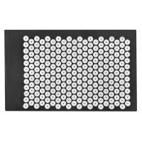 Akupresúrna podložka, ISOT5894, čierna