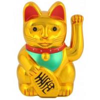 Čínska mačka šťastia zlatá ISO3064