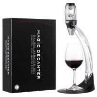 Dekantér na víno so stojanom, Magic Wine Decanter Deluxe