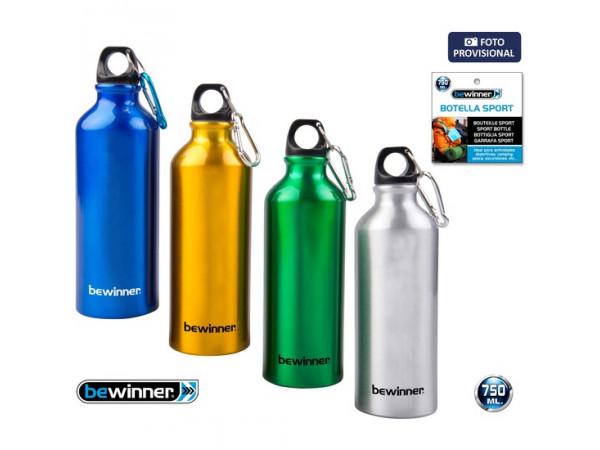 Fľaša Bewinner aluminum sport bottle 750ml