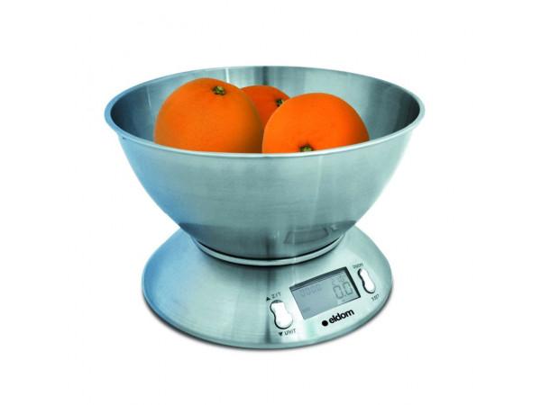 Kuchynská váha Eldom WK200S, 5kg