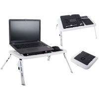 Skladací stojan na notebook s ventilátormi VG6121, 56 cm