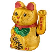 Čínska mačka pre šťastie CAT175, 17 cm