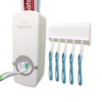 Dávkovač zubnej pasty s držiakom na kefky VG5623