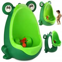Detský pisoár žabka VG5869, zelený
