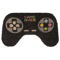 Kokosová rohožka Game over MAT44, 75 cm