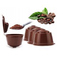 Opakovane použiteľné kávové kapsule pre Dolce Gusto VG5883, 5 ks