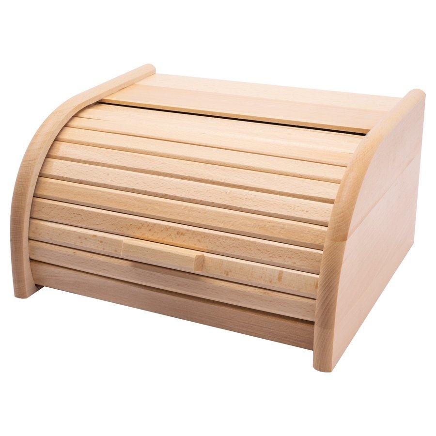 Drevený chlebník Wooden natur malý, TD3343