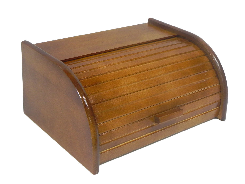 Drevený chlebník Wooden Oak, TD6336