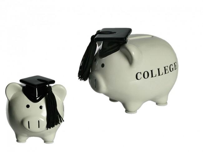 Pokladnička prasiatko College